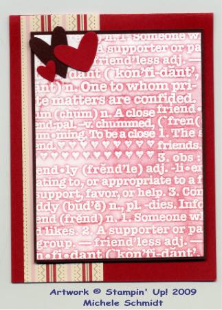 Franks 2009 valentine