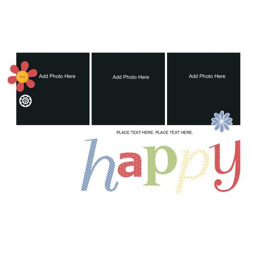 Birthday Scrap Template-001