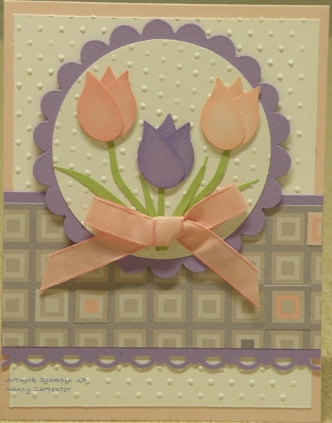 Stampin Up Easter Card Ideas with Punches